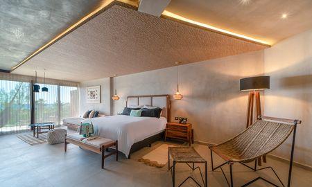 Chambre Premium Deluxe Face à l'Océan - Mvngata Boutique Hotel - Adults Only - Playa Del Carmen