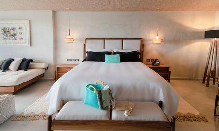 Chambre Deluxe avec Vue Océan - Mvngata Boutique Hotel - Adults Only - Playa Del Carmen