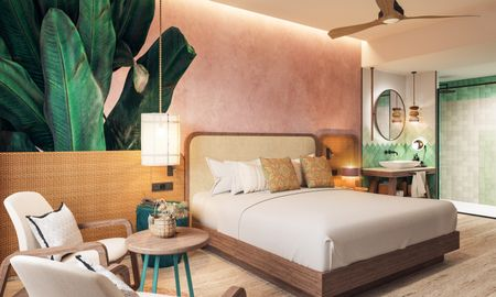Chambre Deluxe Tropicale - Tropical Deluxe Princess - All Inclusive - Punta Cana