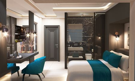 Superior Sea View Room - Gumus Peninsula Hotel - Antalya