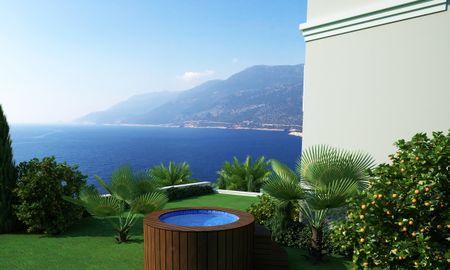 Superior Sea View Room with Jacuzzi - Gumus Peninsula Hotel - Antalya