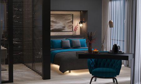 Family Sea View Room - Gumus Peninsula Hotel - Antalya