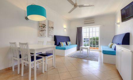 Appartement Standard 1 Chambre - 2 adultes - 3HB Clube Humbria - All Inclusive - Algarve