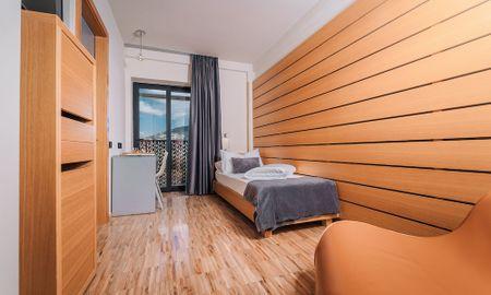 Einzelzimmer - Lake Front Hotel Mirage - Gardasee