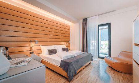 Familienzimmer mit Seitlichem Seeblick - Lake Front Hotel Mirage - Gardasee