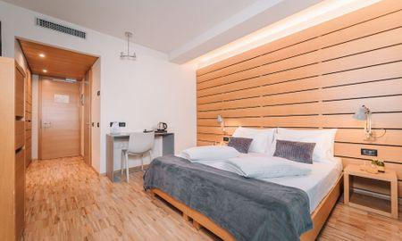 Dreibettzimmer mit Seitlichem Seeblick - Lake Front Hotel Mirage - Gardasee