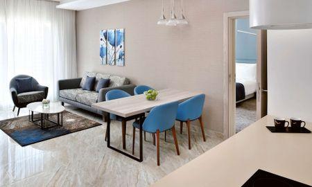 Appartamento Familiare con Tre Camere Comunicanti - Mövenpick Hotel Apartments Downtown Dubai - Dubai