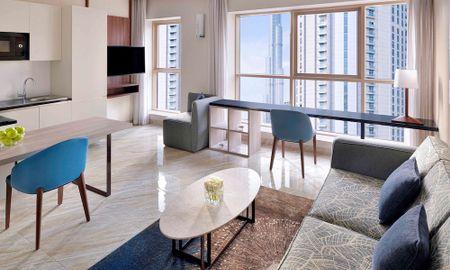 Appartamento Una Camera - Vista Burj Khalifa - Mövenpick Hotel Apartments Downtown Dubai - Dubai