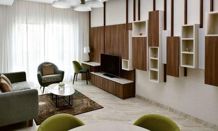 Appartamento Due Camere - Mövenpick Hotel Apartments Downtown Dubai - Dubai