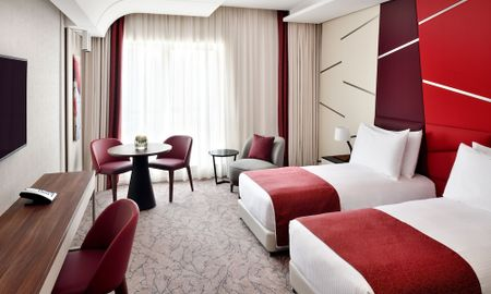 Camera Deluxe Twin - Mövenpick Hotel Apartments Downtown Dubai - Dubai