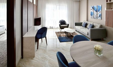 Appartamento Una Camera - Mövenpick Hotel Apartments Downtown Dubai - Dubai