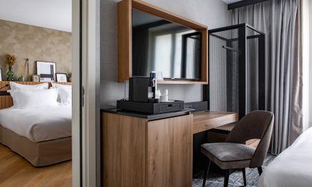 Connecting Rooms - Maison Mére Paris - Paris