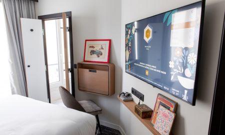 Cosy Room - Maison Mére Paris - Paris