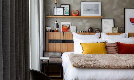 Superior Room with Balcony - Maison Mére Paris - Paris