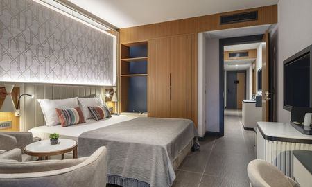 Standard Room - Land View - Mylome Luxury Hotel & Resort - Antalya