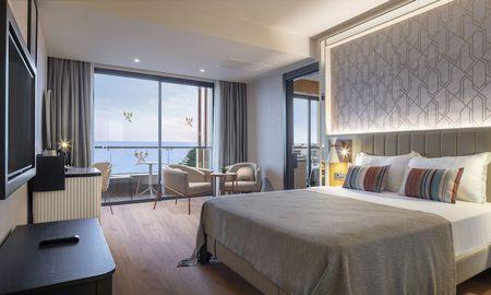 Standard Room - Sea View - Mylome Luxury Hotel & Resort - Antalya