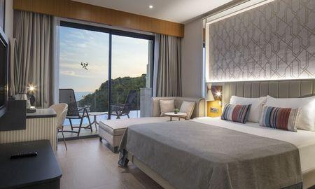 Swim Up Room - Mylome Luxury Hotel & Resort - Antalya