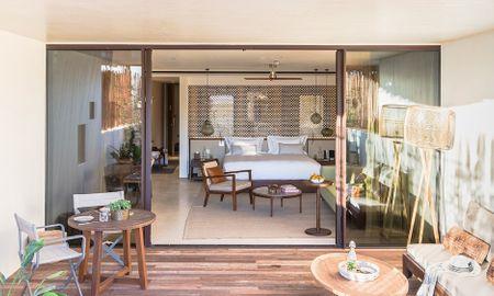 Sea View Junior Suite - Six Senses Ibiza - Balearic Islands