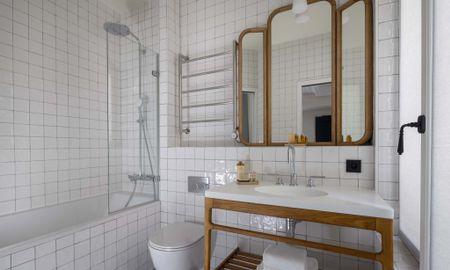 Chambre Supérieure Double - HôtelLouvre Montana - Paris