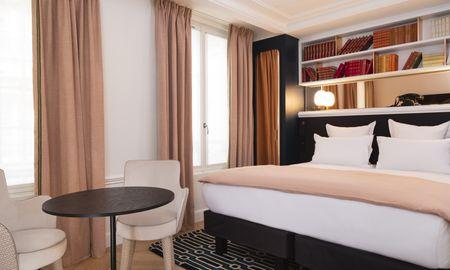 Chambre Deluxe Double - HôtelLouvre Montana - Paris