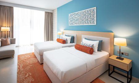 Family room Double Double - Centara Mirage Beach Resort Dubai - Dubai