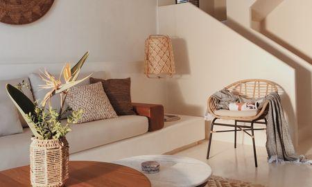 Deluxe Suite mit 2 Doppelbetten und Gartenblick - Pilos Deluxe - Marmaris