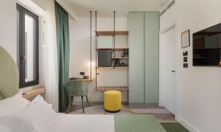 Номер Стандартный Двухместный - Heritage Hotel Porin Makarska - Макарска