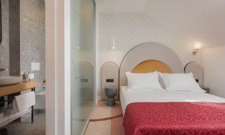 Стандартный двухместный номер - Heritage Hotel Porin Makarska - Макарска