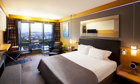 Quarto Deluxe - Point Hotel Barbaros - Istambul