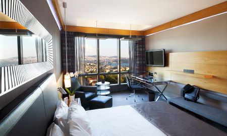 Camera Executive - Point Hotel Barbaros - Istanbul