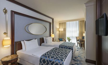 Deluxe Single Room - Elite World Istanbul Hotel - Istanbul