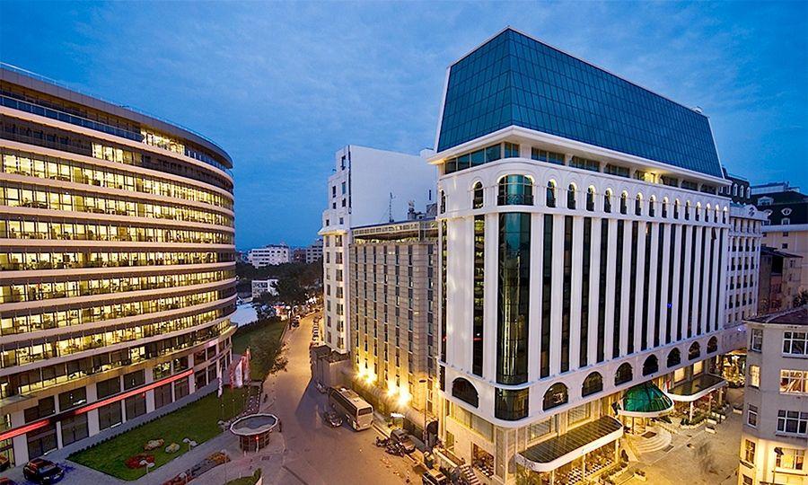 Elite World Istanbul Hotel Booking Info