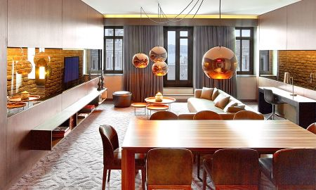 Corner Suite with Bosphorus View - W Istanbul - Istanbul