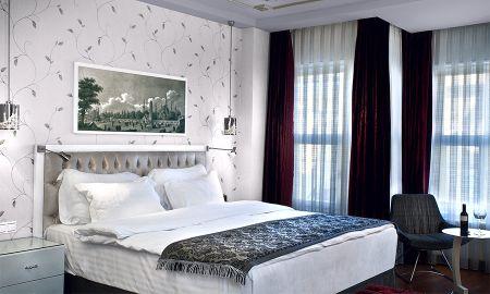 Habitación Deluxe Individual - Hotel Amira Istanbul - Estambul