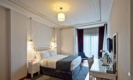 Chambre Standard Individuelle - Hotel Amira Istanbul - Istanbul