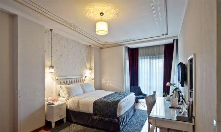 Habitación Estándar Individual - Hotel Amira Istanbul - Estambul