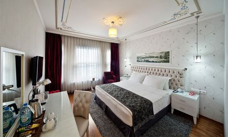 Chambre Standard Double - Hotel Amira Istanbul - Istanbul
