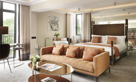 Suite Mayfair - The Athenaeum Hotel & Residences - Londra