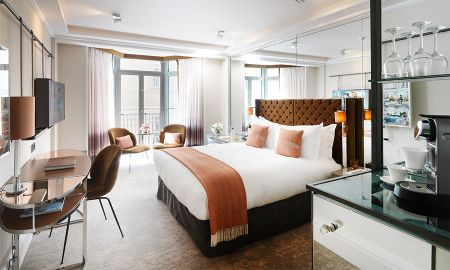 Quarto Deluxe - The Athenaeum Hotel & Residences - Londres