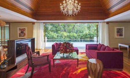 Villa Du Jardin - Piscina Privada - Sofitel Singapore Sentosa Resort & Spa - Singapore