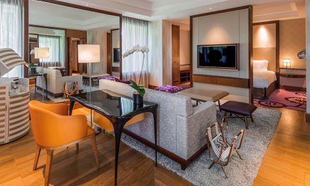 Suite Junior - Sofitel Singapore Sentosa Resort & Spa - Singapore