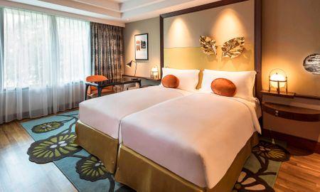 Habitación Luxury Twin - Sofitel Singapore Sentosa Resort & Spa - Singapore