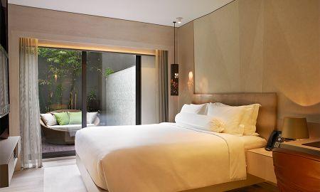 Habitación Patio - Naumi Singapore - Singapore