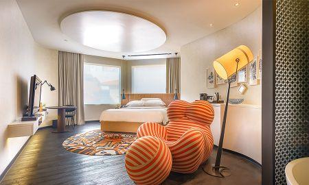 Habitación Designer - Naumi Singapore - Singapore