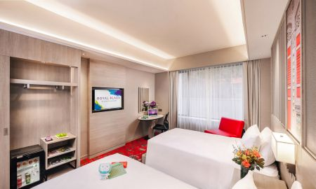 Habitación Deluxe Plus - Royal Plaza On Scotts - Singapore