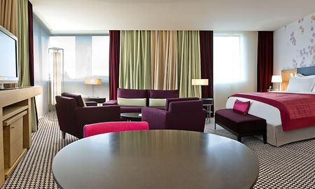 Suite Imperial - Sofitel Luxembourg Le Grand Ducal - Luxemburgo