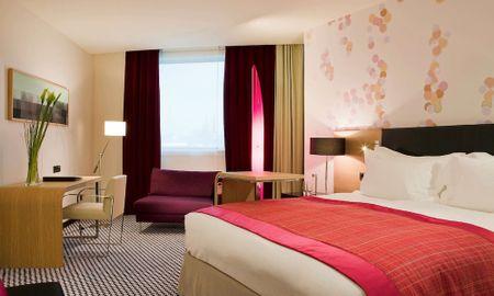 Quarto Luxury King - Sofitel Luxembourg Le Grand Ducal - Luxemburgo