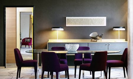 Suite Grand Ducal - Sofitel Luxembourg Le Grand Ducal - Luxemburgo