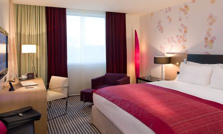 Superior Room Overlooking the Petrusse Valley - Sofitel Luxembourg Le Grand Ducal - Luxembourg