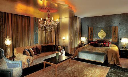 Suite Grand Hamam - Mardan Palace - Antália